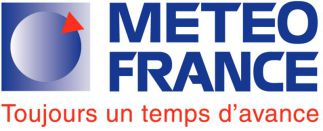 Aller à l'application de météo france.